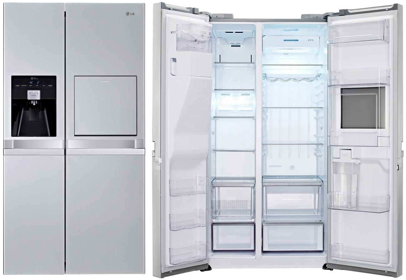 Side By Side Kühlschrank Bestenliste : Kühlschrank french door lg: side by side kühlschrank auf rechnung
