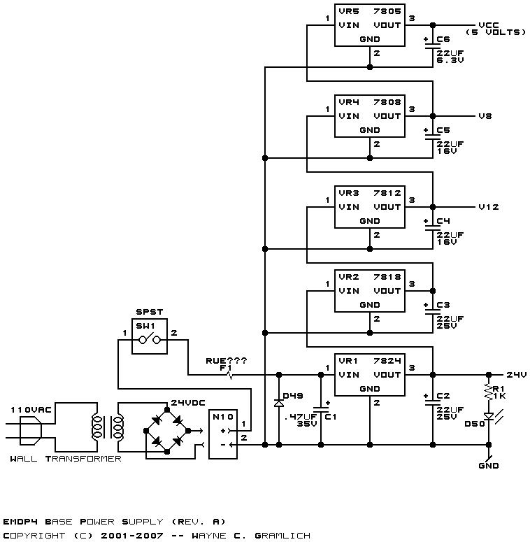 24vdc power supply wiring schematic 24vdc power supply wiring