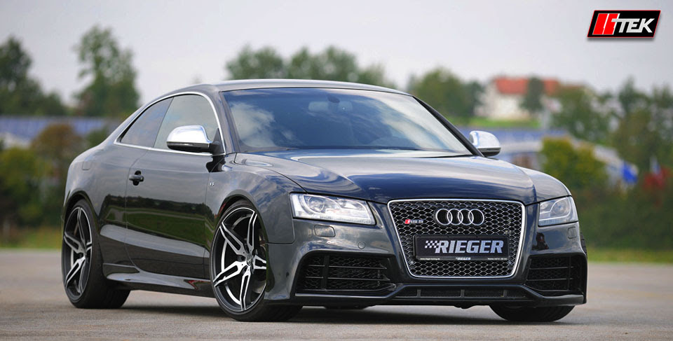 2011 Audi S5 Body Kit