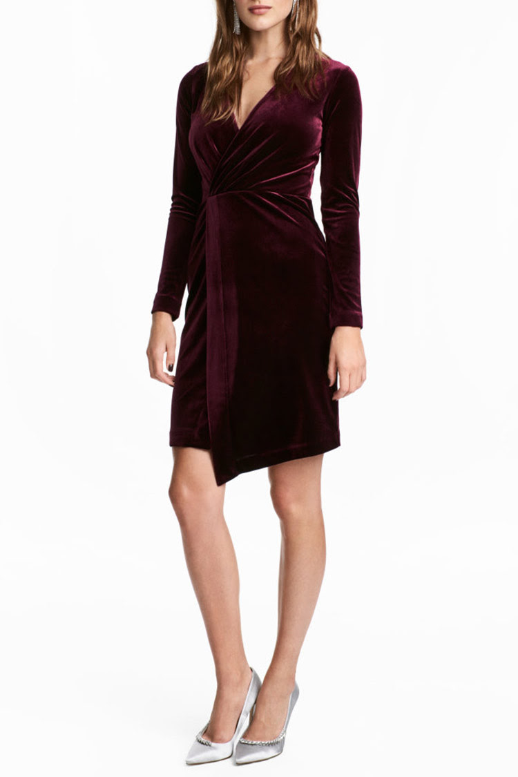 11 best holiday party dresses 2018  chic christmas party