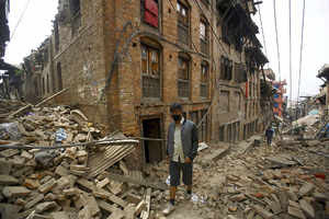 International rescuers, aid dispatched to Nepal quake