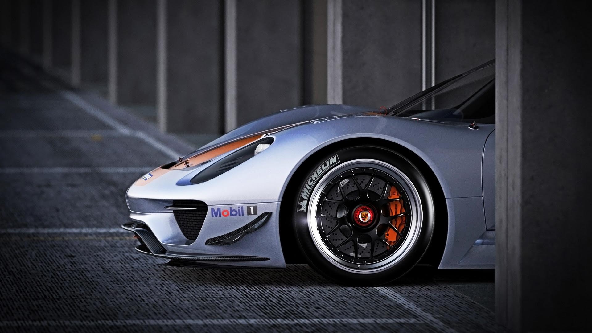 Porsche HD Wallpapers 1080p - WallpaperSafari