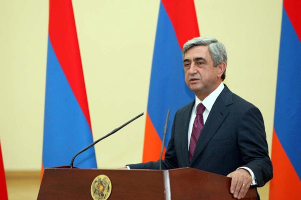 "Armenia sees ""certain shifts"" in Azerbaijan's position on Karabakh"