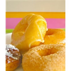 Crispy and Creamy Doughnuts Recipe