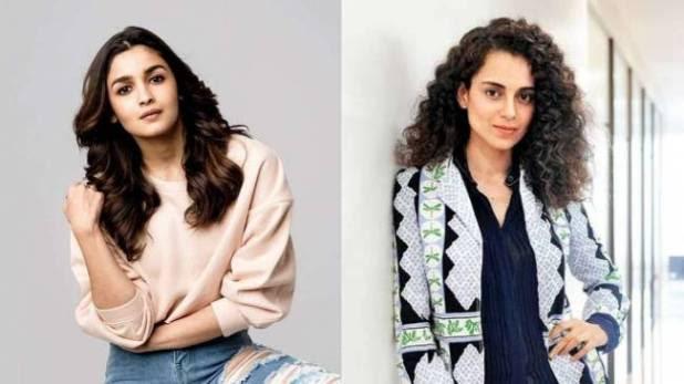 Alia Bhatt's Smart Comeback To Kangana Ranaut For Calling Her Mediocre