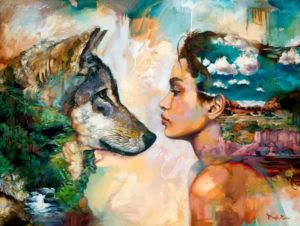 8 Hermosas Frases Del Libro Mujeres Que Corren Con Los Lobos Cree