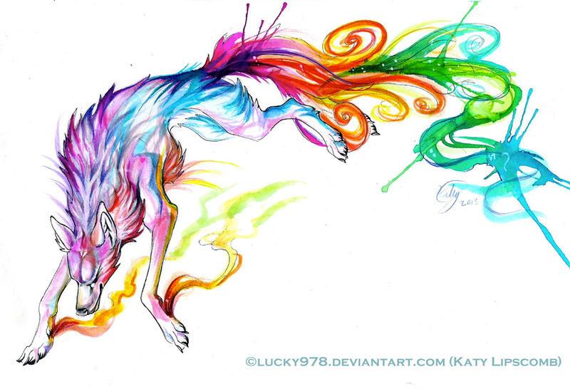 Dibujos A Mucho Color Rainbow Imagenes En Taringa