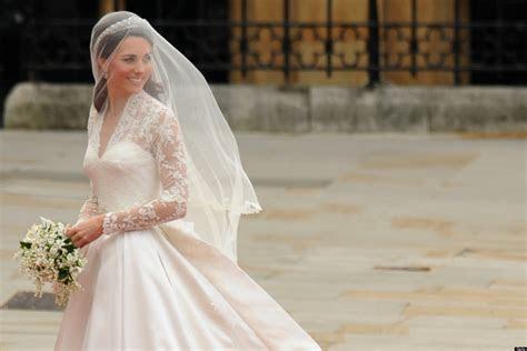 Modern Royal Wedding Dresses: Kate Middleton, Princess
