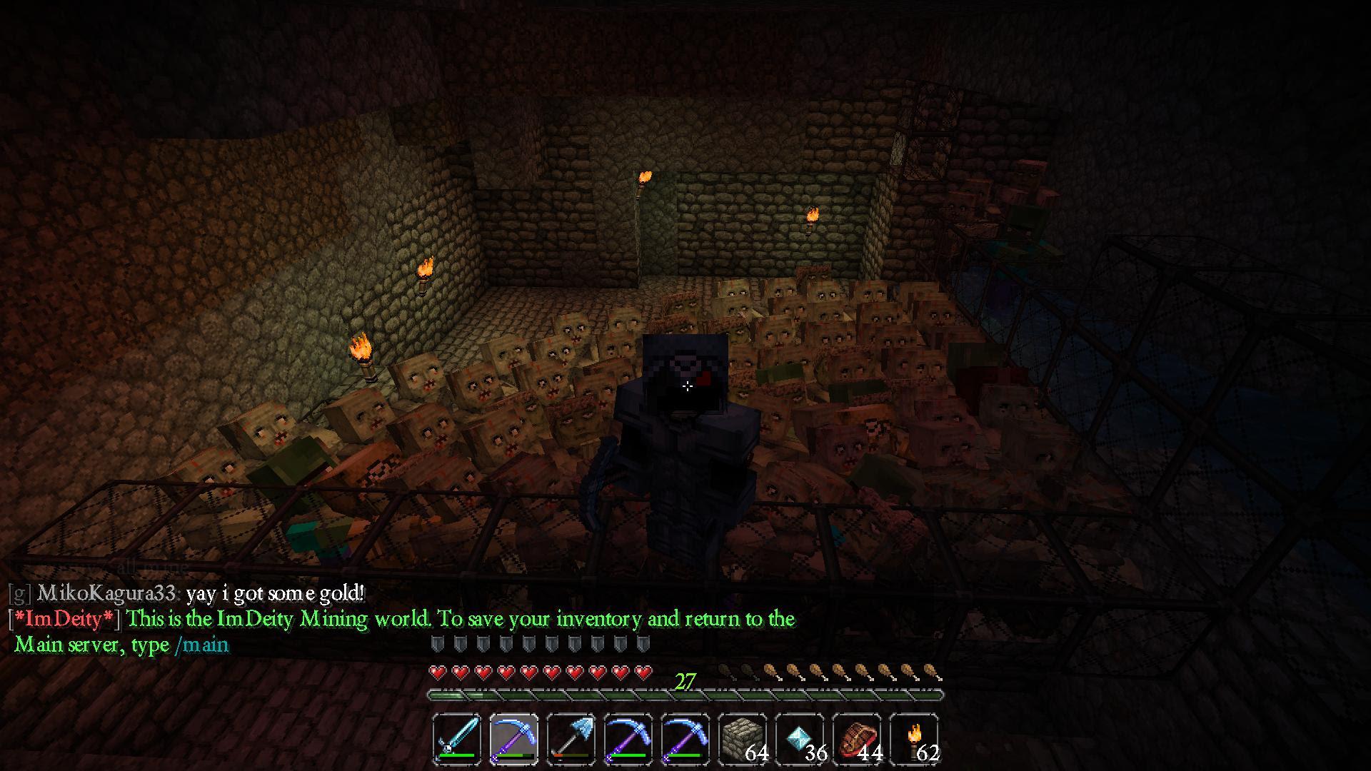 House Of 1000 Corpses Imdeity Kingdoms Minecraft Multiplayer