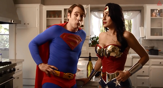 Justice League's Awkward Thanksgiving is Exactly What You Expect