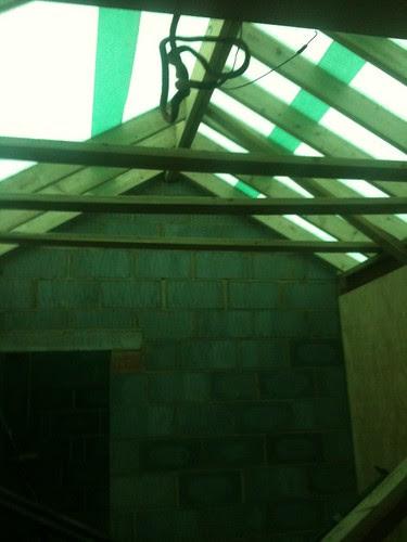 Family room has a roof by sashinka-uk