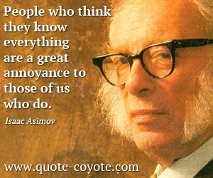 Isaac Asimov Quotes Quote Coyote