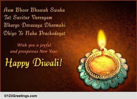 Diwali Mantra! Free Happy Diwali Wishes eCards, Greeting