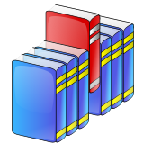 Bookish KPDF Icon