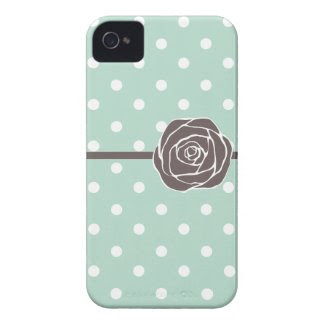 Vintage Rose iPhone Case Iphone 4 Case-mate Cases