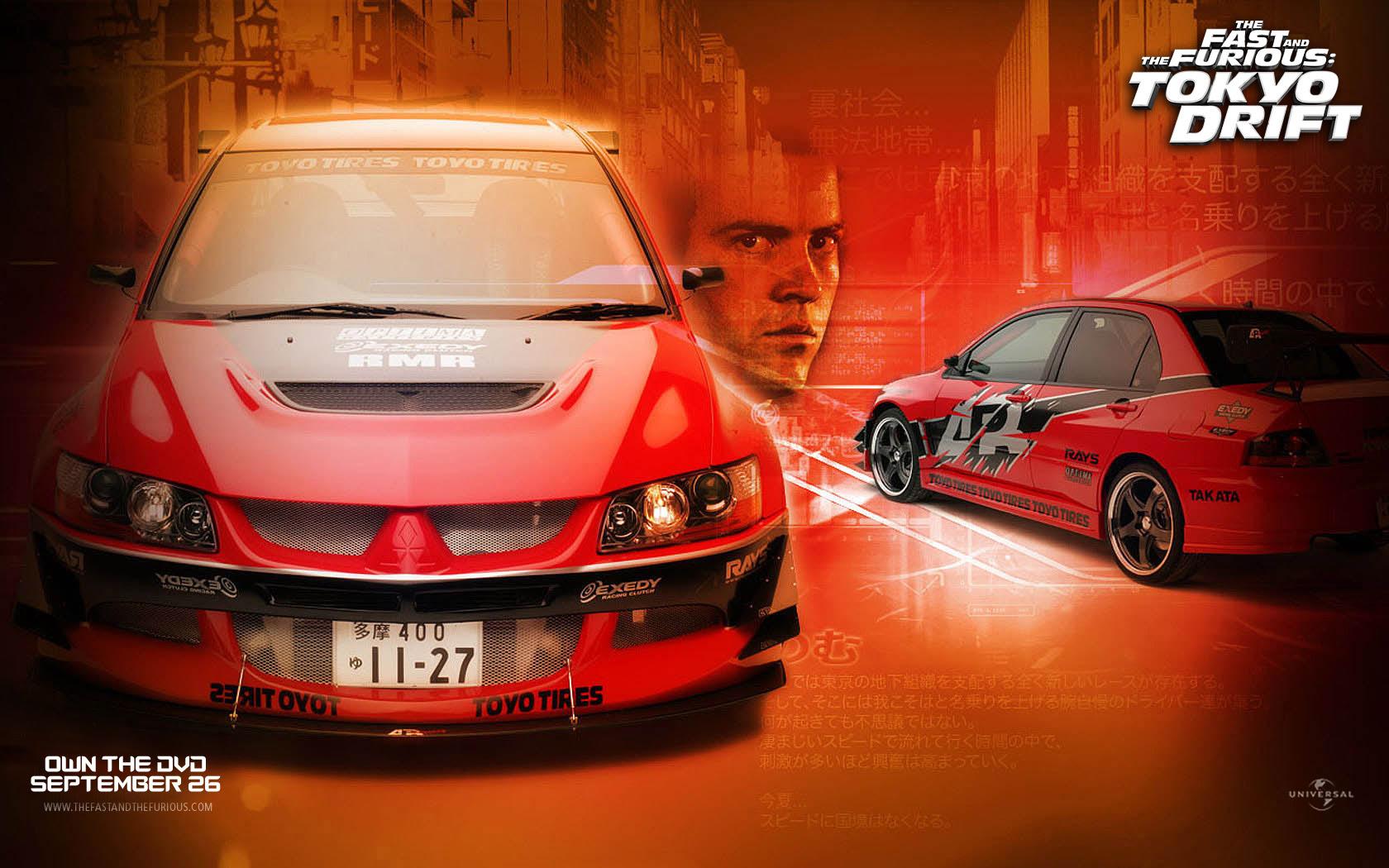 Tokyo Drift Wallpaper Fast And Furious Wallpaper 367267 Fanpop
