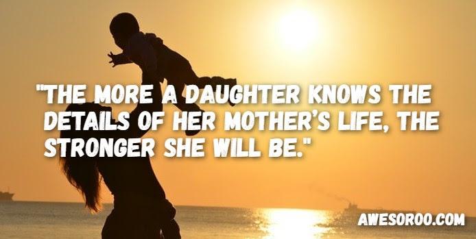 110 Best Mother Daughter Status Quotes Oct 2018 Update