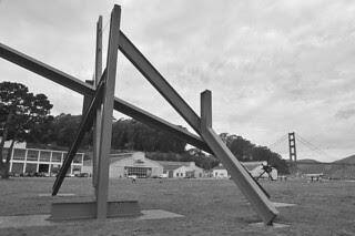 Mark Di Suvero - Are Years What southview