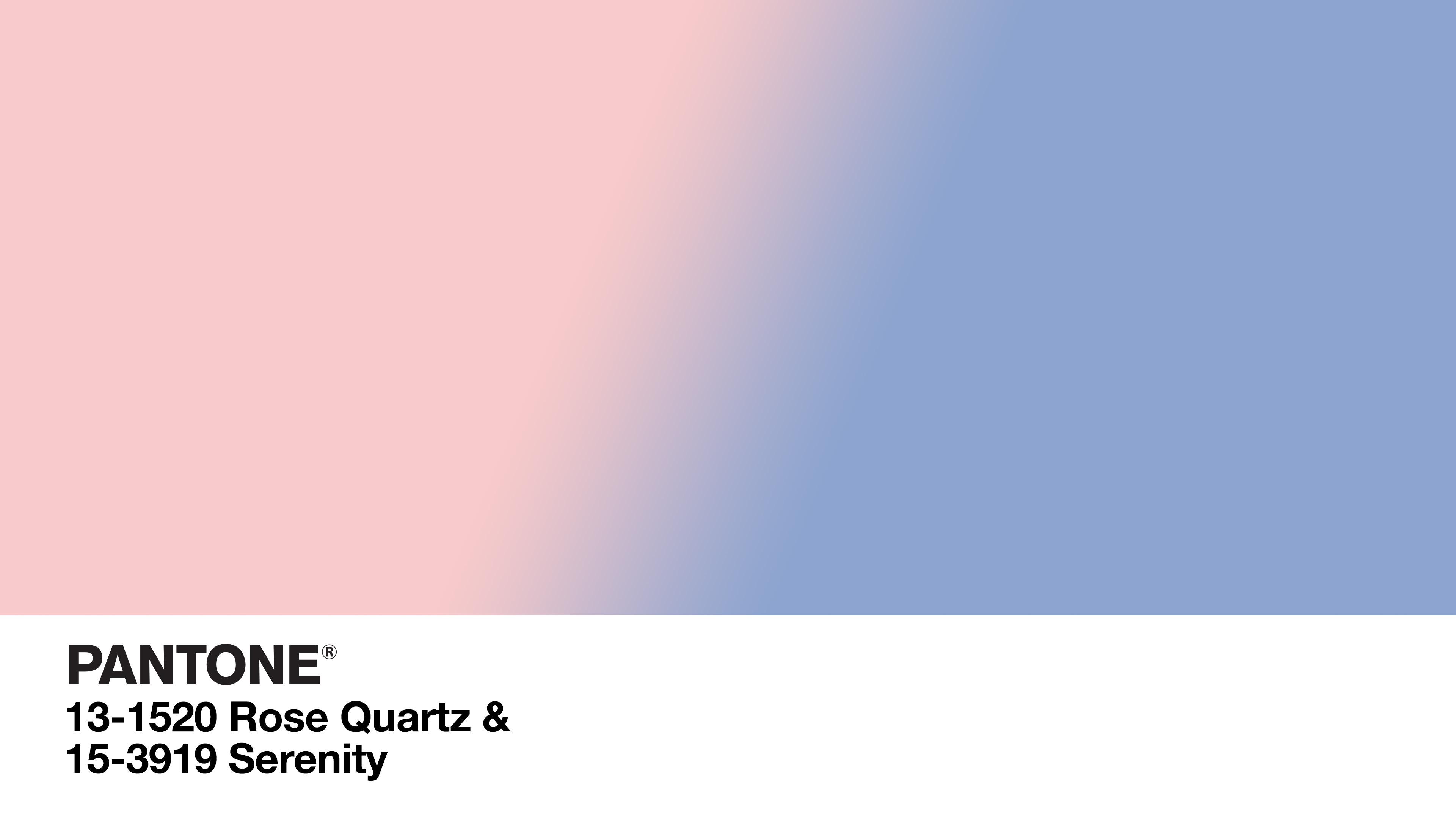 Pantone colours of the year 2016 - rose quartz