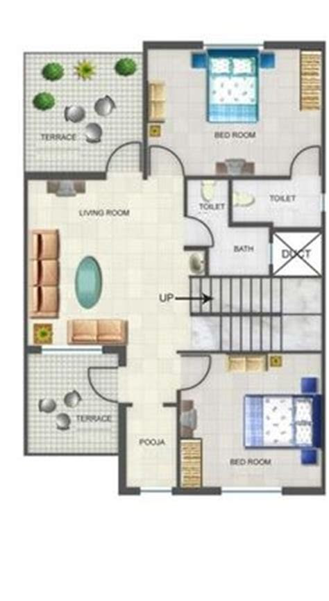 images  house plans  pinterest indian house