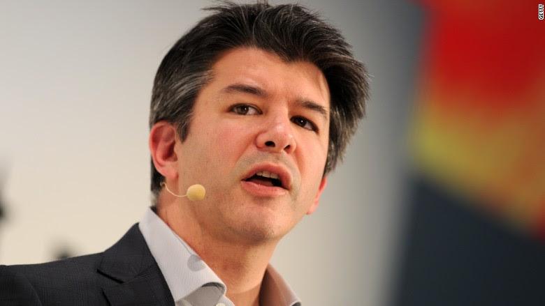 Travis Kalanick, CEO, Uber, UBER