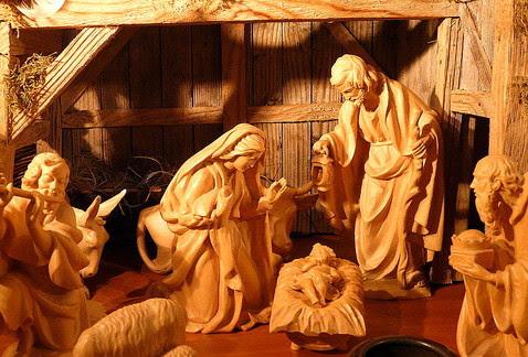 Bildergebnis für böhmische weihnachtskrippe