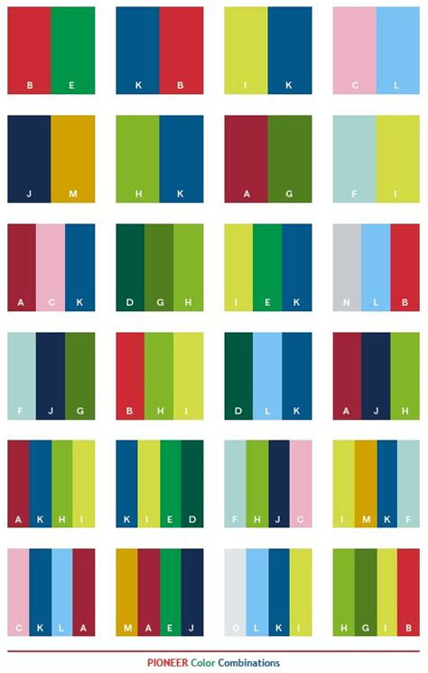 color combinations inspiring images