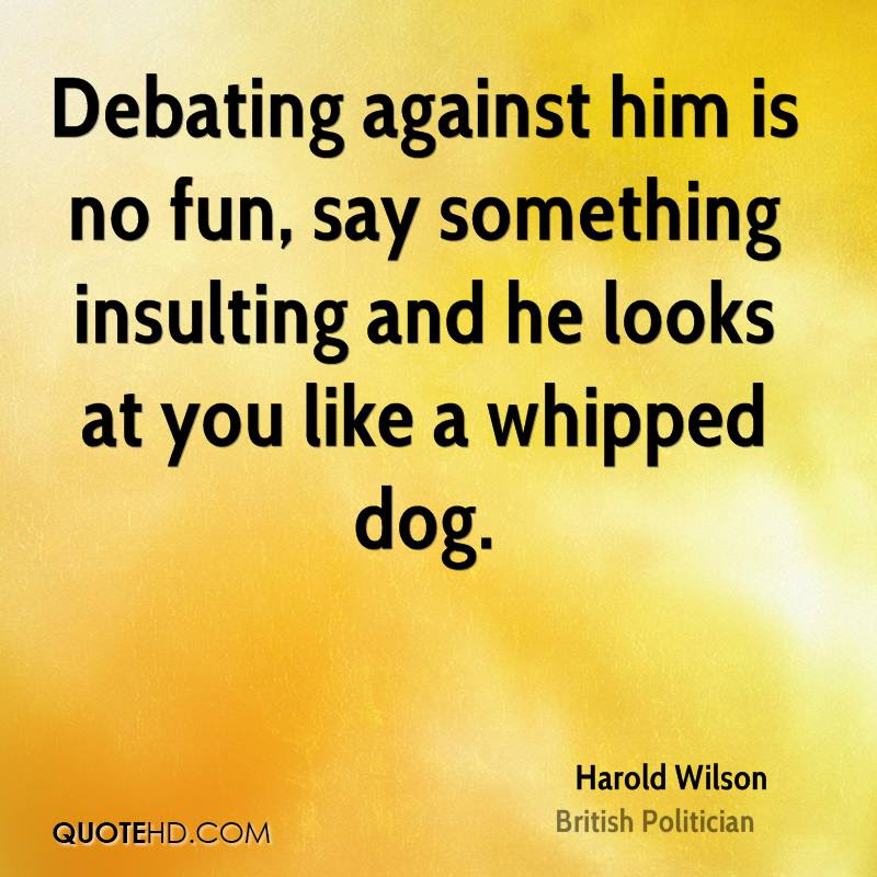 Harold Wilson Quotes Quotehd