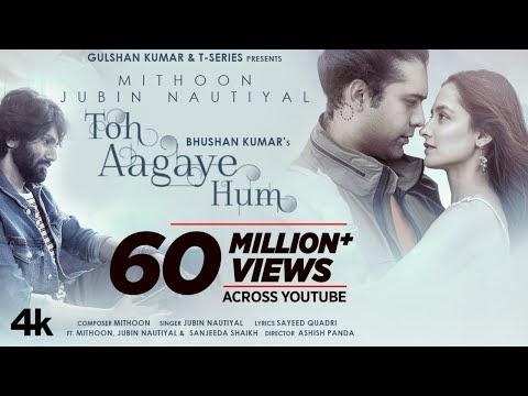 Toh Aagaye Hum Mithoon Feat Jubin Nautiyal| Sayeed Quadari | Ashish Panda | Bhushan Kumar