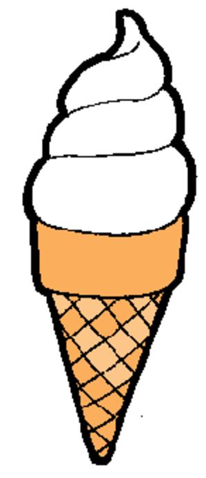 ソフトクリーム わとさんのイラストブック