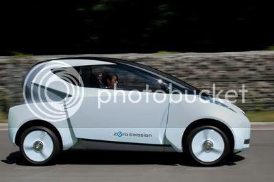 Nissan Land Glider concept 1