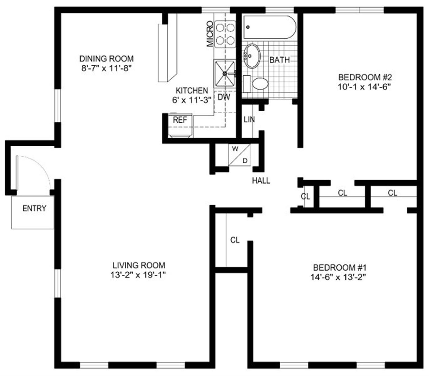 Free 1 4 Furniture Templates   Dream Home   Pinterest   Free ...
