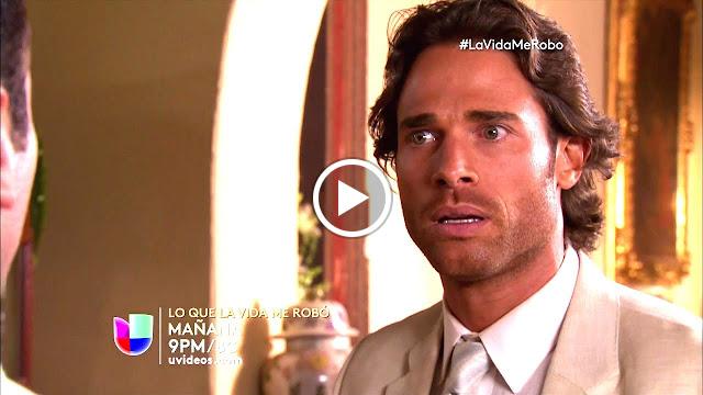 Lo Que La Vida Me Robó - Alejandro sabrá que Montserrat lo engaña ...