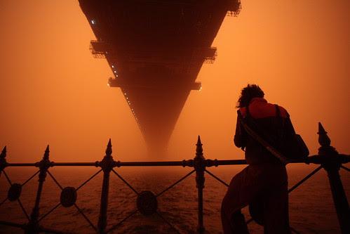 Sydney Dust Strom por tomhide