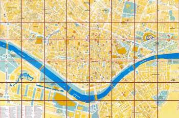Mapa De Sevilla Capital Callejero.Mapa Callejero De Sevilla Mapa
