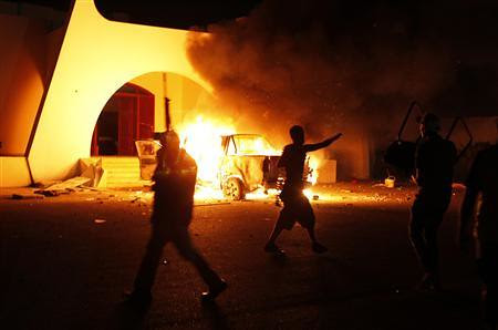 Armed groups have attacked the Ansar al-Sharia and other militias in Benghazi. The attacks appear to be in response to US wishes in the aftermath of the deaths of four American diplomatic personnel on September 11, 2012. by Pan-African News Wire File Photos
