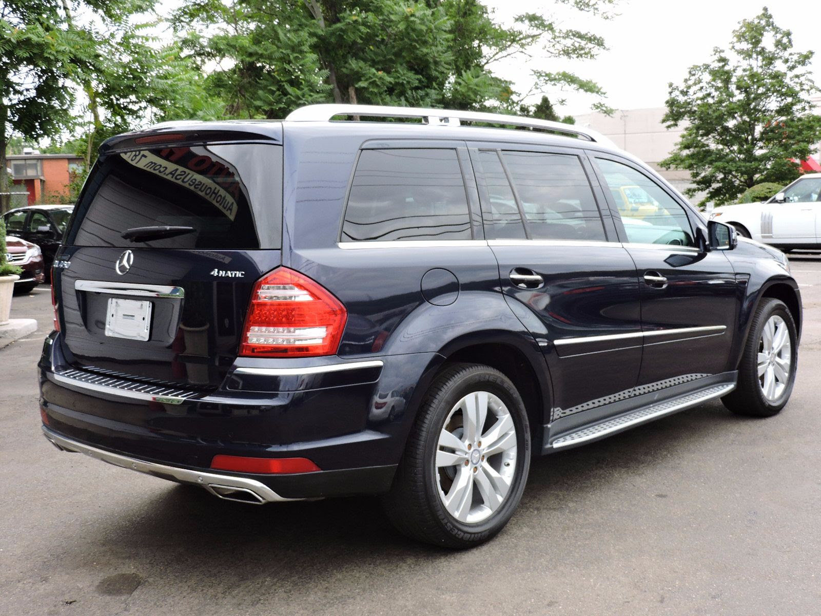 Used 2012 Mercedes-Benz GL 450 TechEntertainment Pkg at ...
