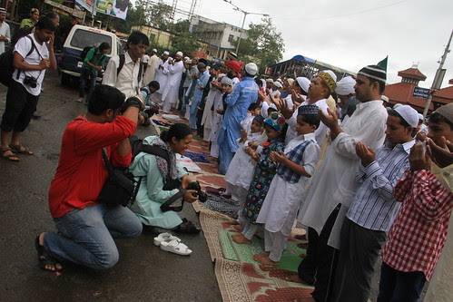 the media and the eid poster boys of bandra by firoze shakir photographerno1