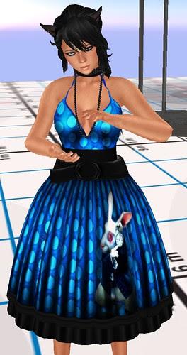 Fashion Fest 2010 Dilly Dolls LE Kammy White Rabbit