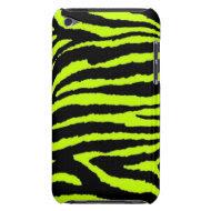 Neon Zebra iPod Case casemate_case