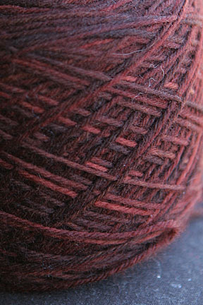 Mahogany Sock Yarn