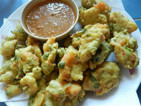 linas kitchen resepi cucur udang kuah kacang