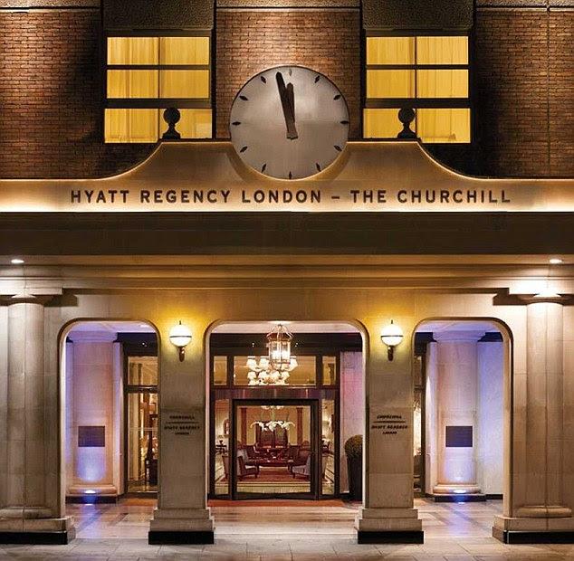 London stay: Biden's five-star London hotel bill was almost half a million bucks