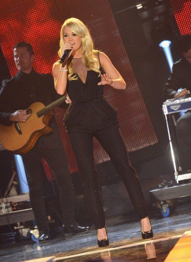 2012 CMT Artists of the Year, Carrie Underwood