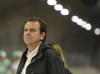 'Minha vaia é domingo', diz Paes sobre festa de encerramento da Olimpíada