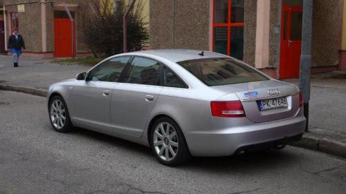 Opony Zimowe 17 Audi A6