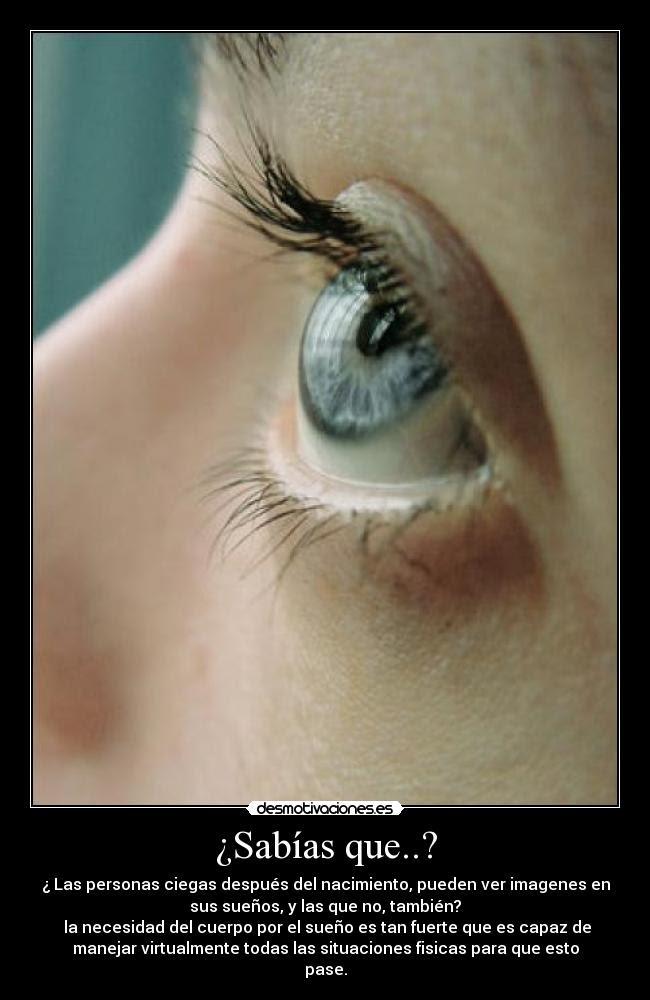 Resultado de imagen de La Necesidad de los ciegos