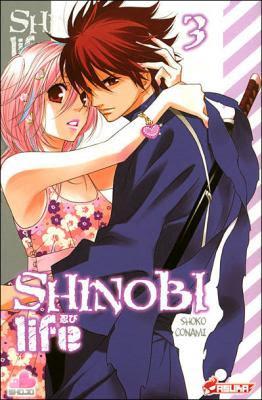 Couverture Shinobi life, tome 03