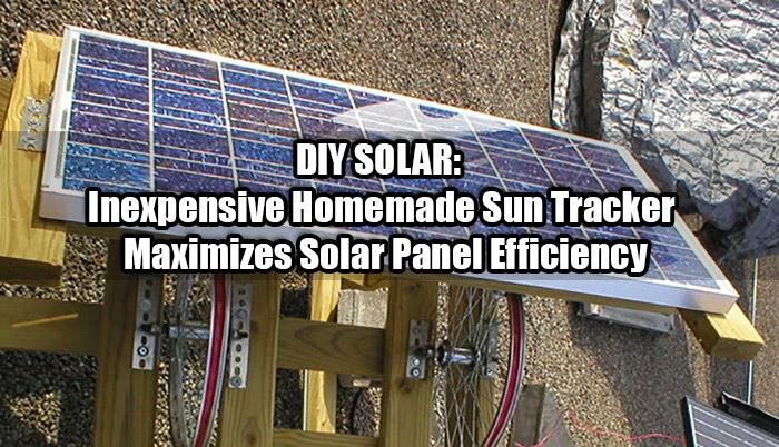 Get Build a sun tracker for solar panels