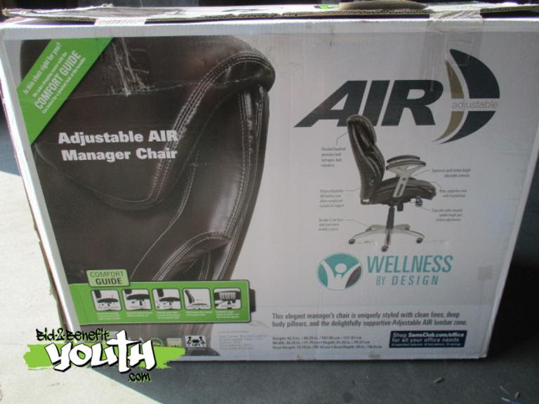 Bid 2 Benefit Youthcom New Air Adjustable Wellness By Design
